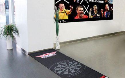 Dartboard And Surround Set Printed Dart Matt Dart Carpet Dart Board Floor Protection